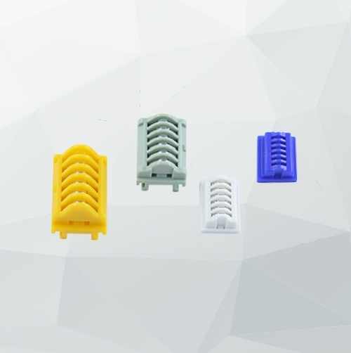When would a titanium clips be used?